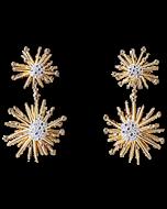 JCB Earrings - Explosive Grape