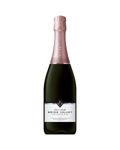 2014 Bride Valley Rosa Brut Rose England