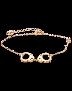 JCB Bracelet - Confession (Gold-Plate)