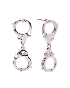 JCB Earrings - Confession (Silver)