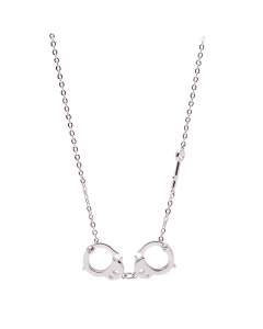 JCB Necklace - Confession (Silver)