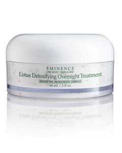 Eminence Lotus Detoxifying Overnight Treatment (2oz)
