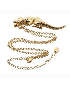 JCB Collection Brooch or Necklace - Revenge (Crocodile)