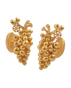 JCB Earrings - Grape Cluster