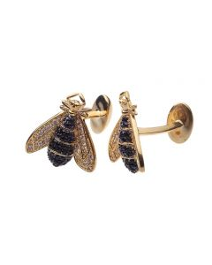 JCB Collection Cufflinks - Napoleon Bee