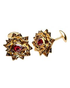 JCB Collection Cufflinks - Natural Beauty