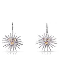 JCB Earrings - The Grape, The Star