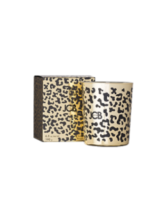 JCB Candle - Leopard