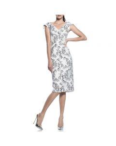 "Maticevski ""Mobility"" Embroidered Dress - Flora"