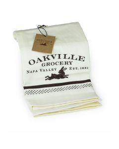 Oakville Grocery Logo Dishtowel
