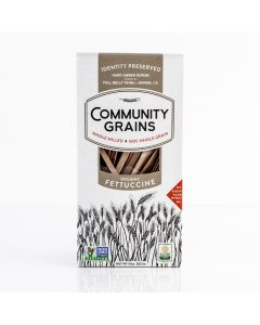 Community Grains Fettucine