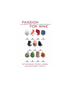 COMPANION TO PASSION FOR WINE BOOK